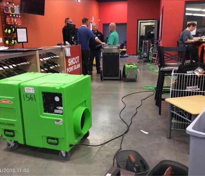 SERVPRO of Indianapolis South provide their Professional Services in Greenwood