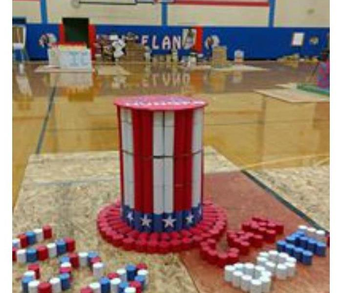 Johnson County Leadership Canstruction