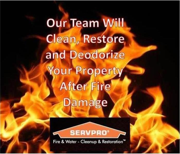 Let SERVPRO of Indianapolis South be the calm to your chaos